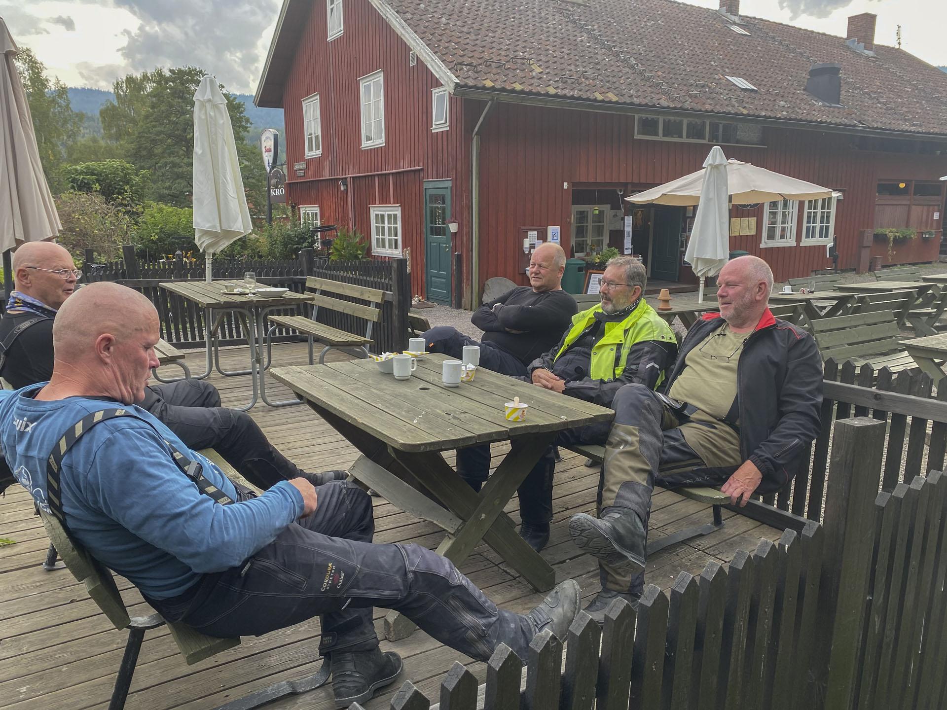 Bilder fra turen til Tønsberg og Strømstad