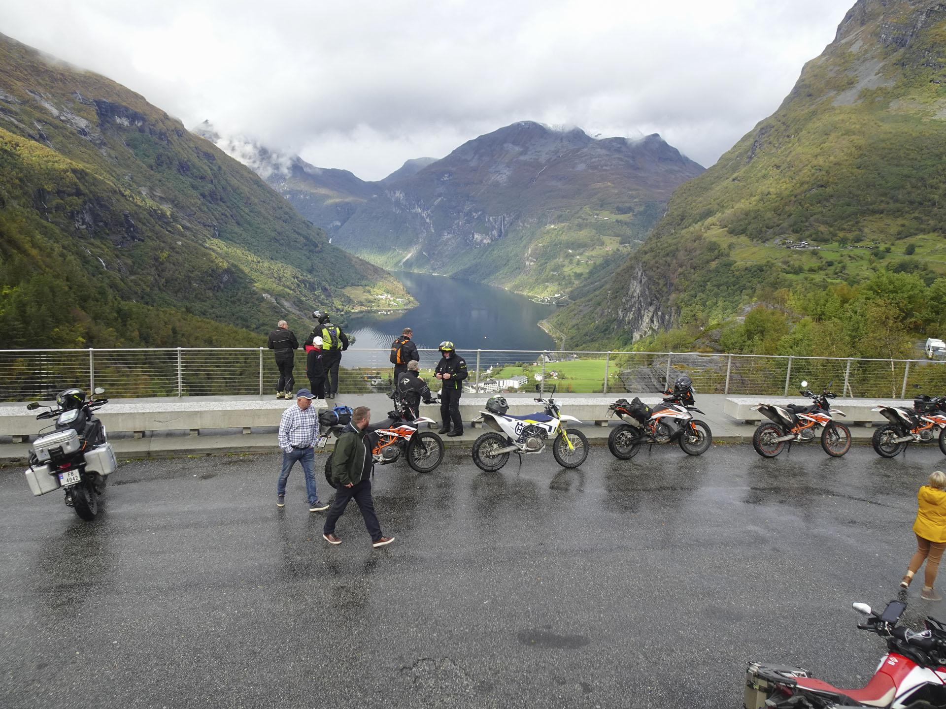 Bilder fra grusturen til Skjåk og Sunndalsøra